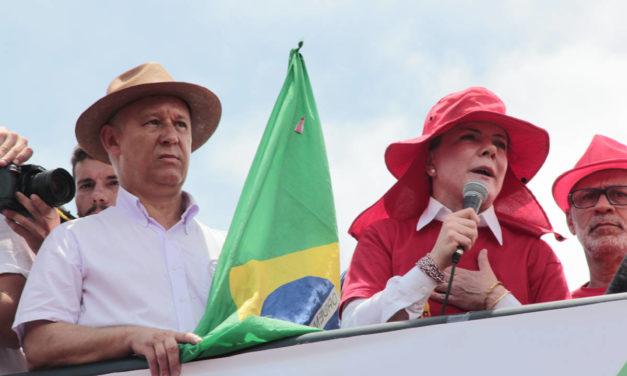 Acampamento Marisa Letícia, em Curitiba, 20 disparos e dois feridos