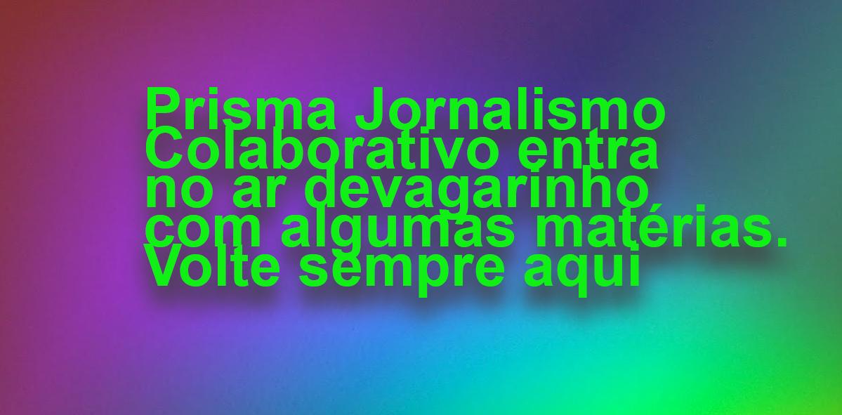 Prisma é o nome da página de jornalismo que desponta