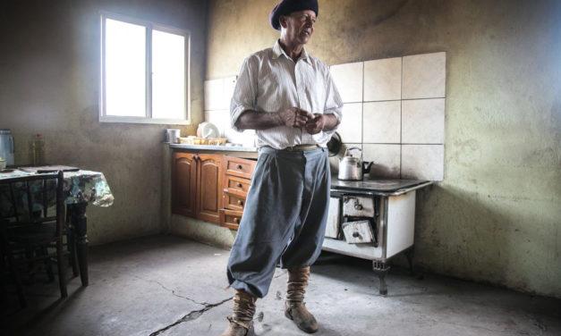 Seu Beto – lidas e vida de um peão<p> entre pedras, em Bagé