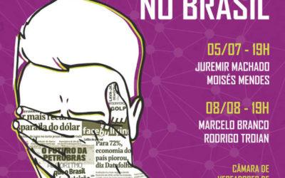 Coletivo de Comunicação Alternativa promove terceiro Mídia e Poder no Brasil