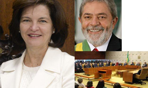 Dodge peticiona contra Lula