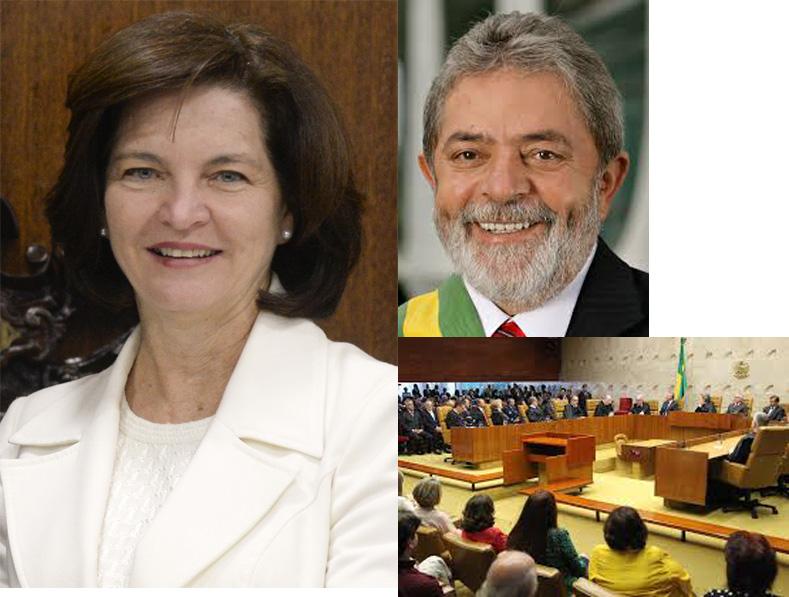 Dodge peticiona contra HC de Lula ao STF
