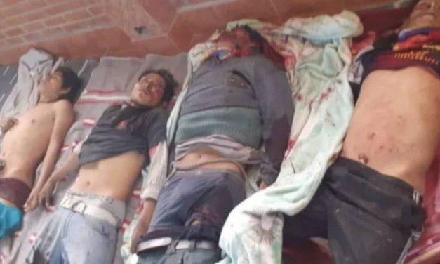 Sofre o povo boliviano, chora a América Latina