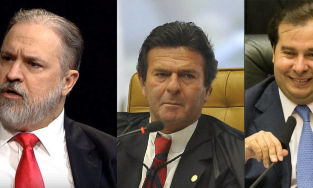 "Covid-19 ""ataca"" esfera política em Brasília"